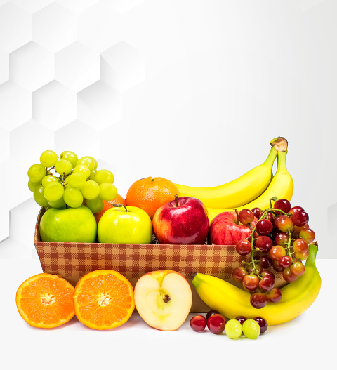 Positive mood fruit and food