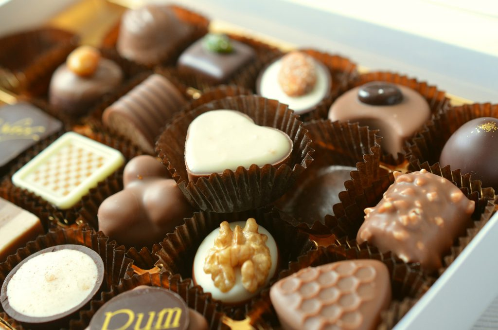 make chocolates