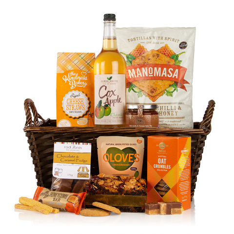 Non-alcoholic hampers
